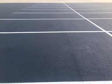 Fresh Sealcoat Asphalt Blacktop Nashville